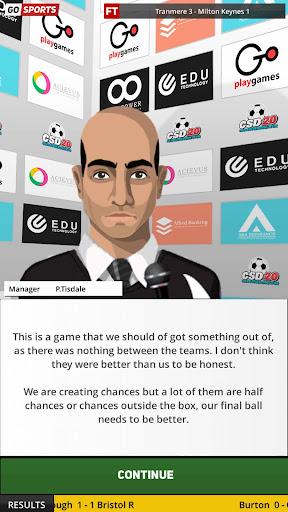 Club Soccer Director 2020 - Soccer Club Manager 1.0.81 Screenshots 7