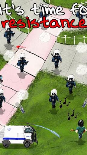 #occupy screenshot 2