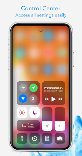 Launcher iOS 14 2.05 Screenshots 5