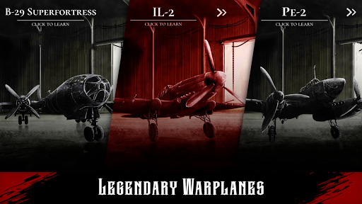 Warplane Inc. Dogfight War Arcade & Warplanes WW2  screenshots 13