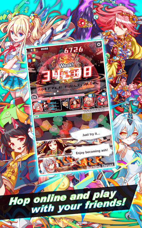 Crash Fever poster 12