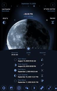 Deluxe Moon Premium - Moon Calendar 1.5 Screenshots 10