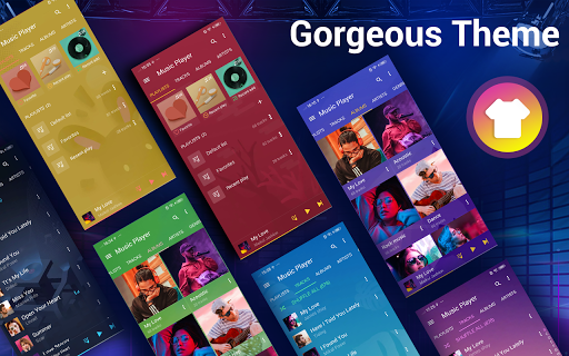 Music Player - Bass Booster & Free Music android2mod screenshots 11