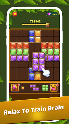 Block All Puzzle - Interesting And Free To Go  screenshots 2