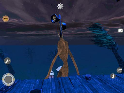 Siren Head Reborn - Scp Forest Hunter 1.2 screenshots 11