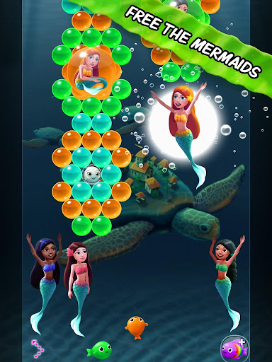 Bubble Fins - Bubble Shooter 5.4.2 screenshots 13