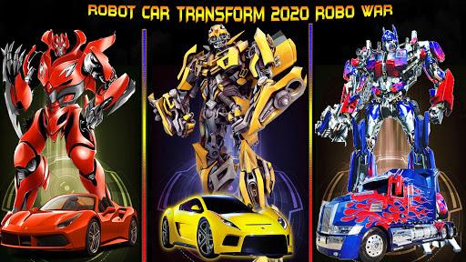 Robot Car Transform 2020 : Robo Wars 1.20 Screenshots 1