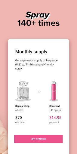 Scentbird: Online Beauty Shop. Perfume & Cosmetics 2.0.0 screenshots 3
