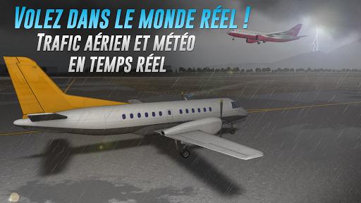 Code Triche AIRLINE COMMANDER Une véritable expérience de vol (Astuce) APK MOD screenshots 4