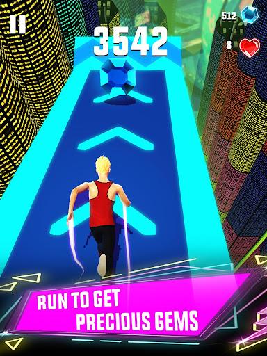 Sky Jumper: Parkour Mania Free Running Game 3D 2.0 screenshots 7