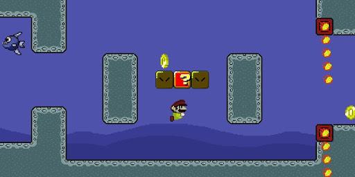 Télécharger Super Jump World APK MOD (Astuce) screenshots 5