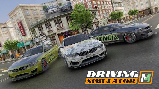 Driving Simulator M4 apkpoly screenshots 13