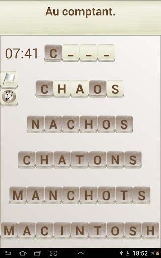 Jeux de Mots en Franu00e7ais android2mod screenshots 9
