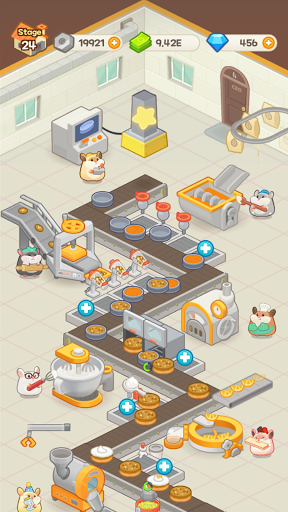 My Factory Cake Tycoon - idle games 1.0.8.1 screenshots 18