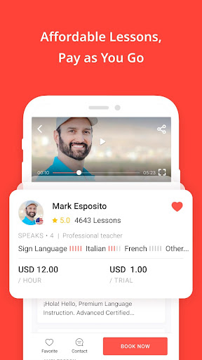 italki: Learn languages with native speakers 3.25-google_play Screenshots 3