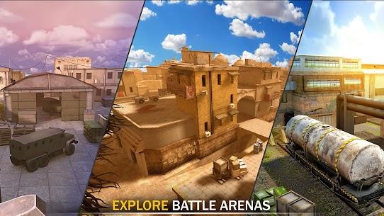 Code of War: Online Gun Shooting Games 3