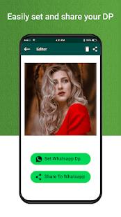 No Crop DP Maker for WhatsApp Profile