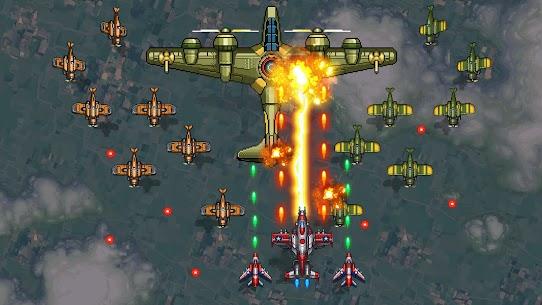 1945 Air Force: Airplane games 8