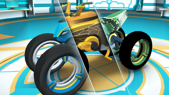 Gravity Rider Mod Apk: Extreme Bike Racing 1