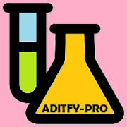 AditFy. Toxicity in aditives with a photo.Health.