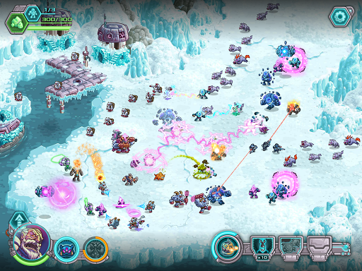 Iron Marines: RTS Offline Real Time Strategy Game 1.6.3 screenshots 14