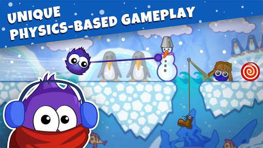 Catch the Candy: Winter Story screenshots 7