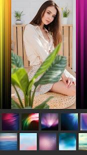 Square Pic Photo Editor - Collage Maker Photo Blur