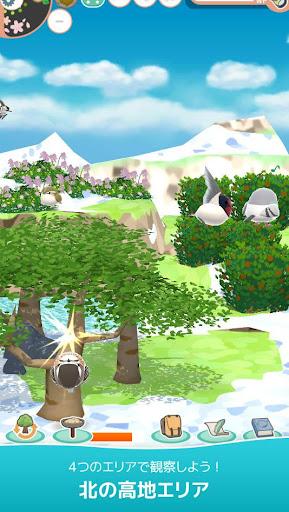 Télécharger とりおっち2 -モフモフな小鳥を集めよう!- mod apk screenshots 3