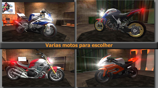 Bike wheelie Simulator - MGB  screenshots 9