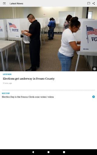 Fresno Bee newspaper 7.7.0 screenshots 10