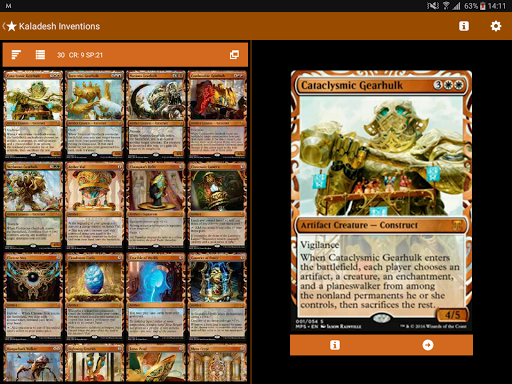 MTG Instant 4.0 screenshots 13