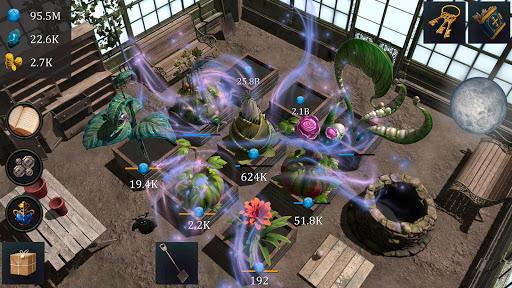 Wizards Greenhouse Idle  screenshots 2