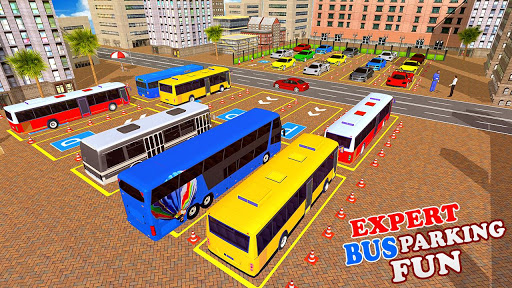 Modern Bus Simulator New Parking Games u2013 Bus Games  screenshots 24