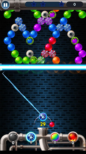 Subway Bubble Shooter - Extreme Bubble Fun Empire apkpoly screenshots 5