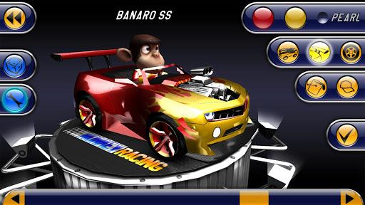 Monkey Racing Free 1.0 screenshots 7