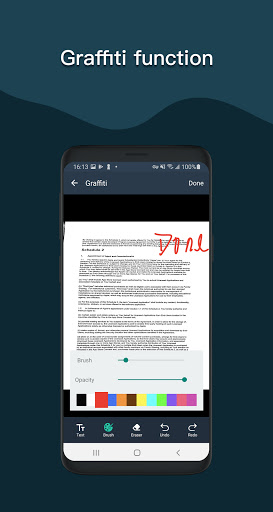 Simple Scan - Free PDF Scanner App android2mod screenshots 7