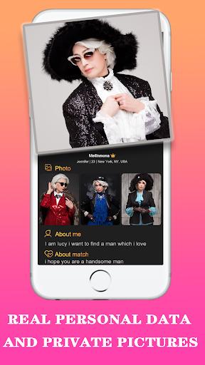 Cougar:  Sugar Momma Dating And Cougar Dating 1.3.0 Screenshots 5