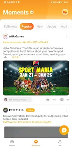AHA Games APK Download For Android 4