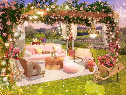 My Home Design : Garden Life  screenshots 9