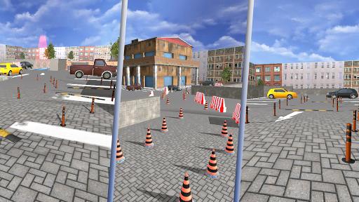 advance car parking games 3d : car driving games screenshot 1