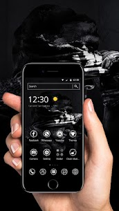Dark Ponder Theme 1.1.4 Mod + APK + Data UPDATED 2