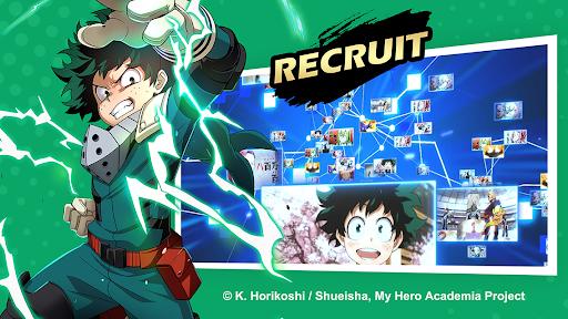 Télécharger Gratuit My Hero Academia: The Strongest Hero APK MOD (Astuce) screenshots 1