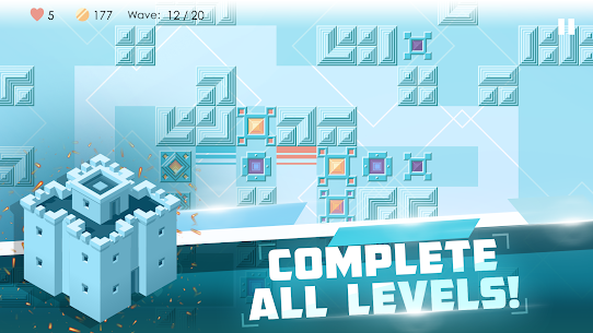 Mini TD 2: Relax Tower Defense Game 3