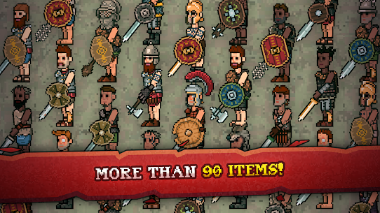 Gladihoppers – Gladiator Battle Simulator! MOD APK 3.0.0 (Unlimited Money) 11