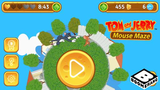 Tom & Jerry: Mouse Maze FREE 1.0.38-google screenshots 1
