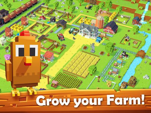 Blocky Farm  screenshots 10