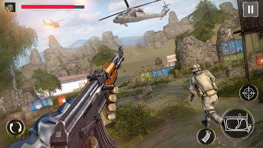 FPS Task Force 2020: New Shooting Games 2020 2.6 screenshots 17