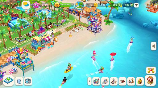 My Little Paradise: Island Resort Tycoon  screenshots 8