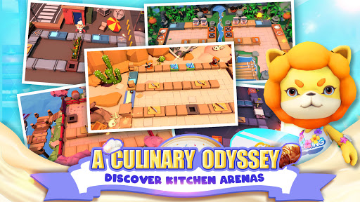 Cooking Battle! apkslow screenshots 5