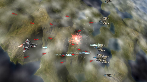 BlastZone 2 Lite: Arcade Shooter apkmartins screenshots 1